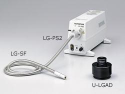 Microscope Fiber Illuminator LG-SF LG-PS2 U-LGAD
