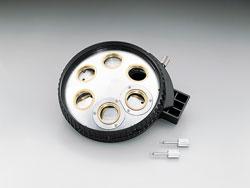 U-P6RE sextuple revolving centering microscope nosepiece