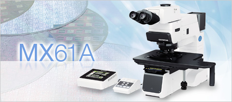 MX61A Microscopes - Olympus Semiconductor Flat Panel Display Inspection