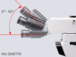 MX-SWETTR Tilting Microsopic Observation Tube