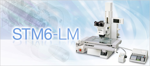 STM6-LM Three Axis Measuring Microscopes