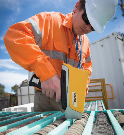 XRF in Exploration Drilling