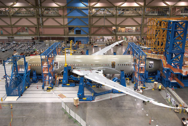 Name Of High Tech Materials Used To Build Aircraft