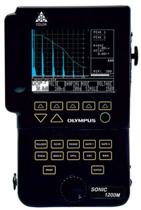 Sonic 1200M Ultrasonic Flaw Detector