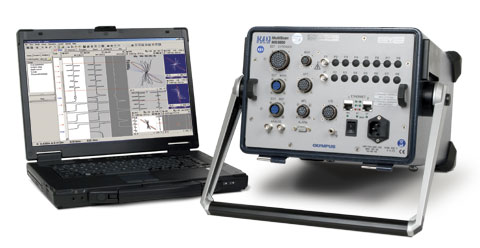 MultiScan MS 5800 for Tube Inspection