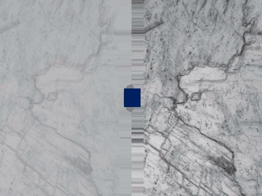 HDRでコントラストが強調された画像