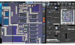 DSX500 Microscope Advanced Mode Screenshot