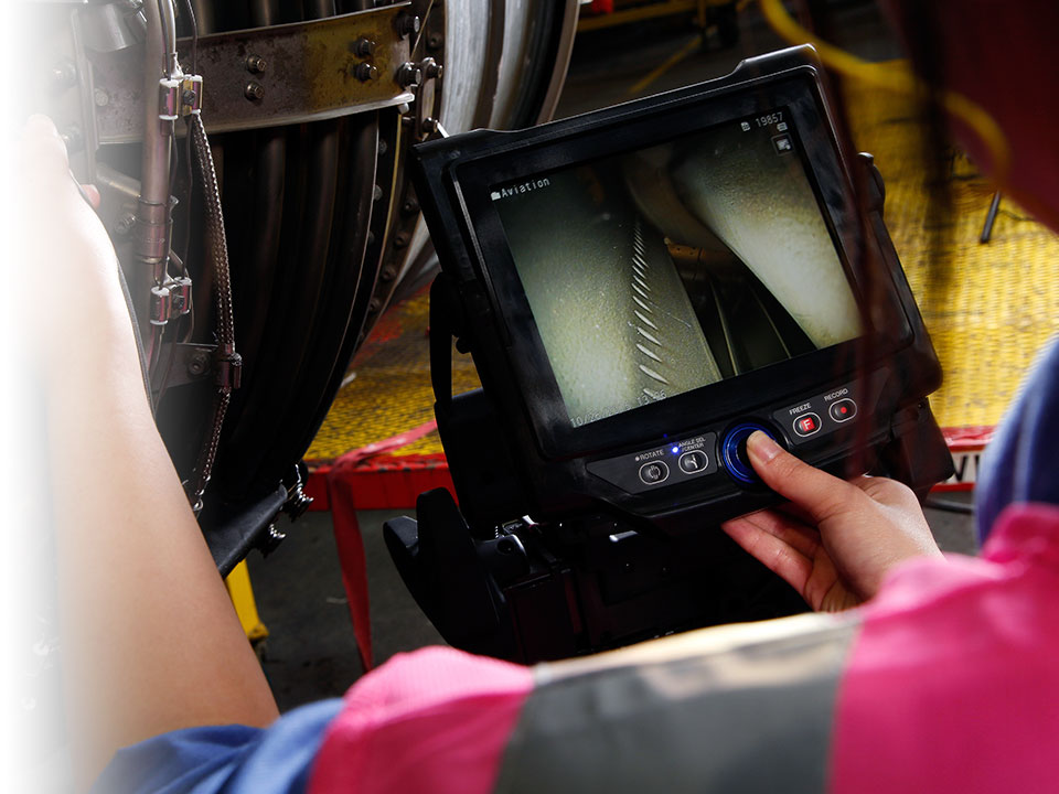 Il sistema RVI a alta definizione è arrivato: La scelta degli esperti per l'ispezione visiva