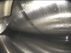 Bearing of wind gearbox