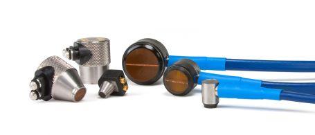 Dual element transducers