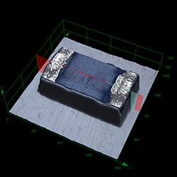 Ceramic capacitor ob10×z1×_BF Fast HDR 3D