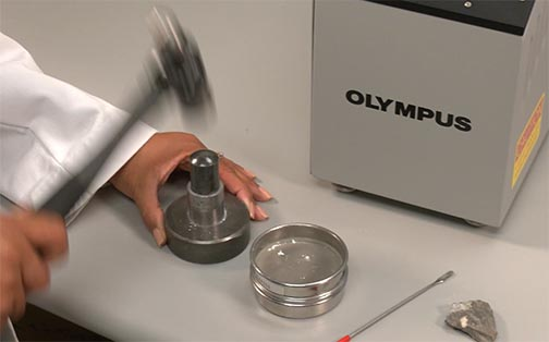 Prep your sample