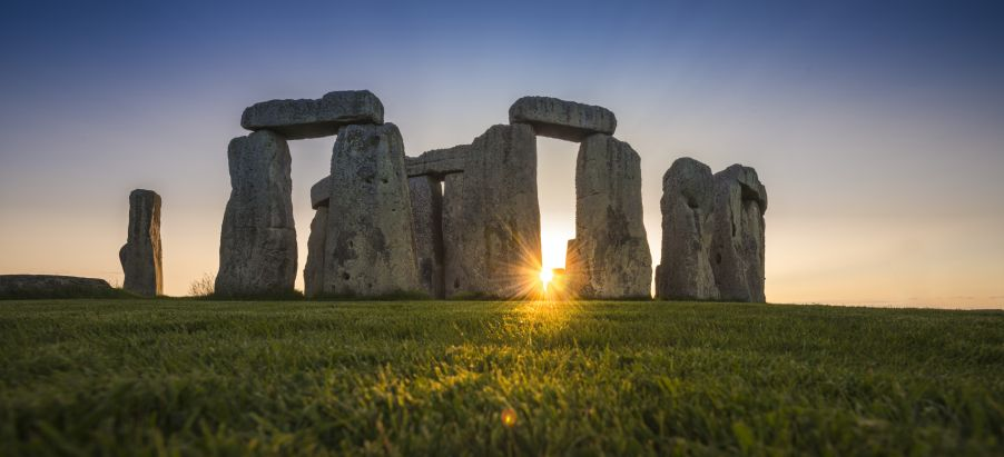 origin of Stonehenge rocks