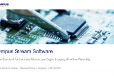 OLYMPUS Stream™ Software—A New Standard for Microscope Digital Imaging Workflow Flexibility