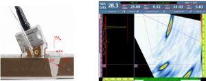 Olympus TERRA portable XRD analyzer.