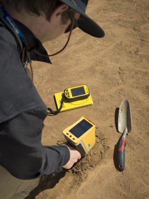 portable xrf soil screening