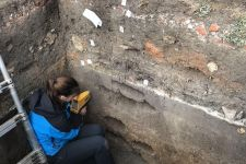 Soil Research Using pXRF Reveals the Ancient Human Impact on Landscape Development