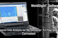 WeldSight™ - Advanced Data Analysis for OmniScan™ X3 Flaw Detector - Corrosion