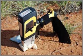 DELTA handheld XRF for mining and mineral exploration